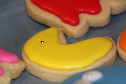 8-bit Cookies - Pacman | by betsyweber