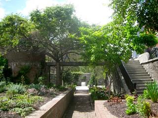 Garden in the castle | by jetsetwhitetrash