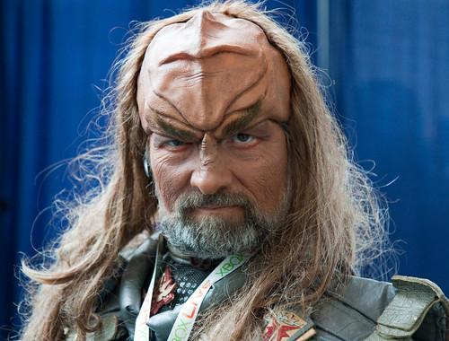 Klingon | by San Diego Shooter
