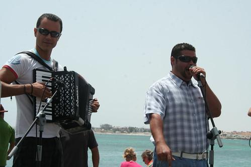 Samuel Pérez y Ayoze Cabrera