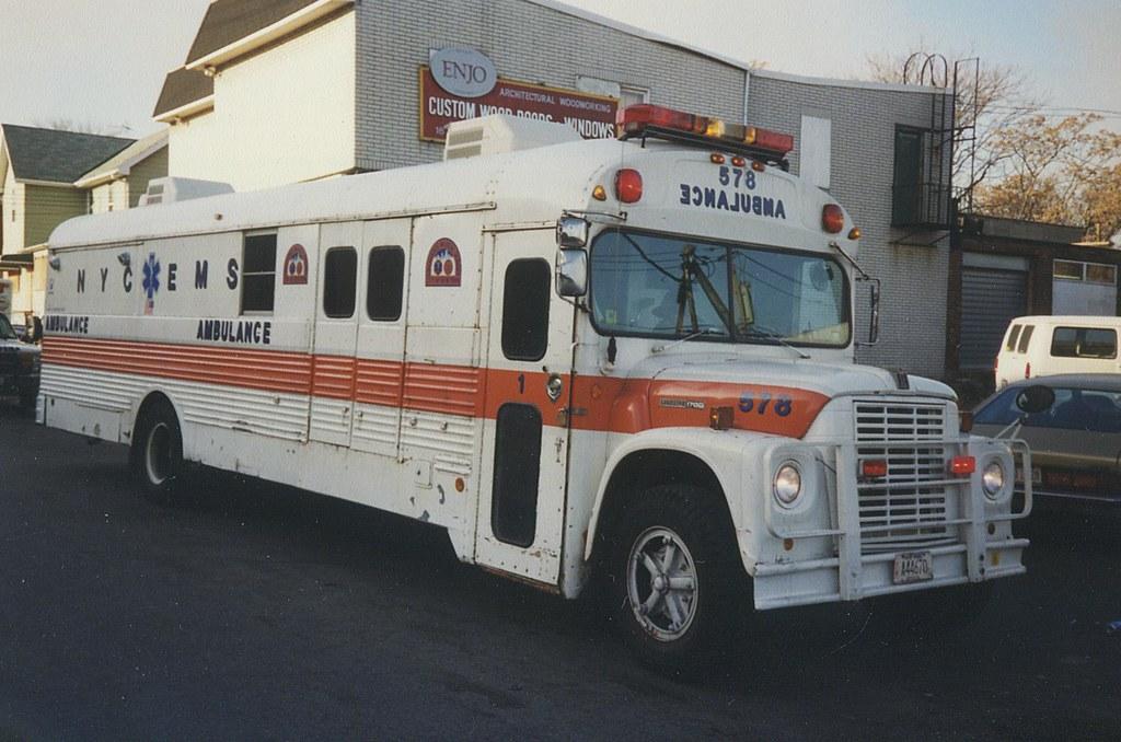 NYC EMS 578