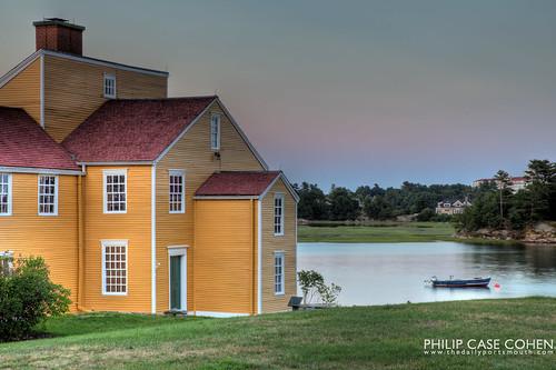 Wentworth-Coolidge Mansion by Philip Case Cohen