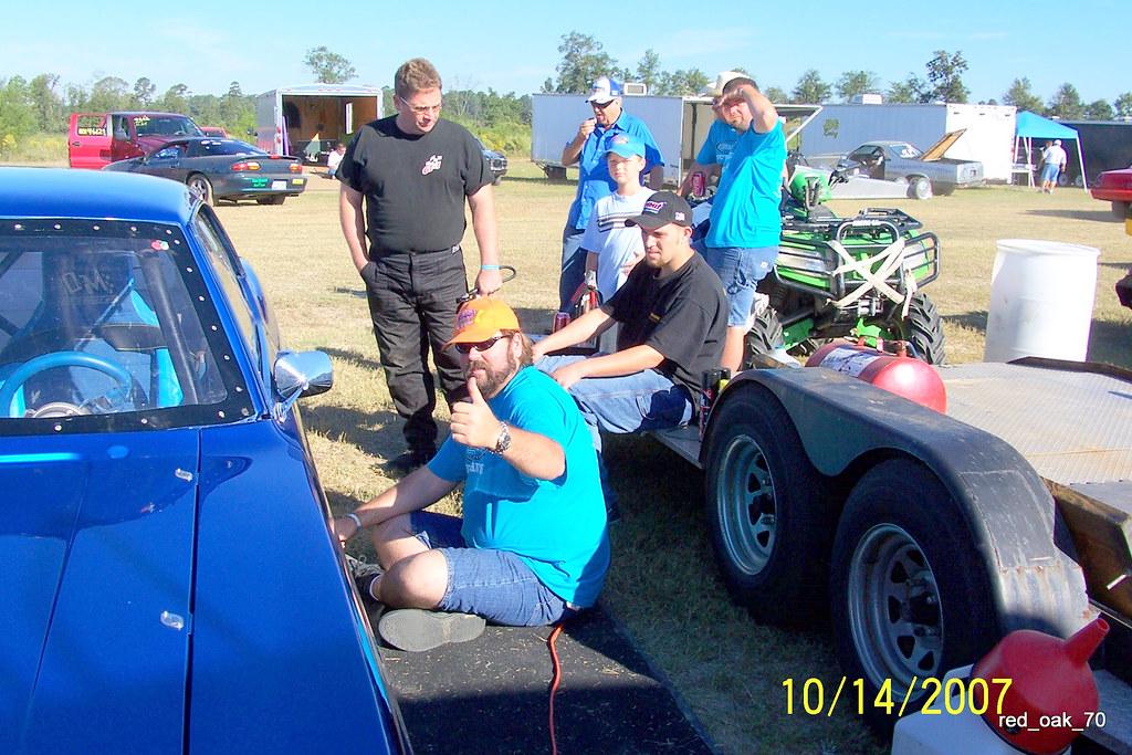 2007 AHRA Bracket Finals | Pine Valley Raceway, Lufkin ...