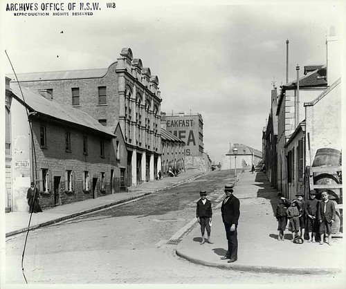 Harrington Street, The Rocks | by NSW State Archives and Records