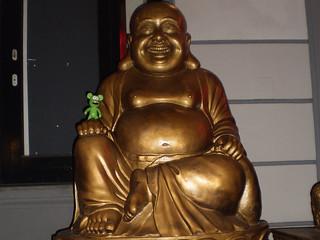 33a/52 - Friendly Buddha | by Kyrremann
