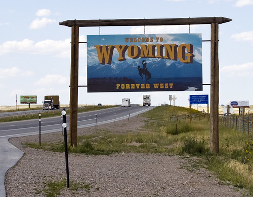 Welcome to Wyoming: Forever West | by CGP Grey
