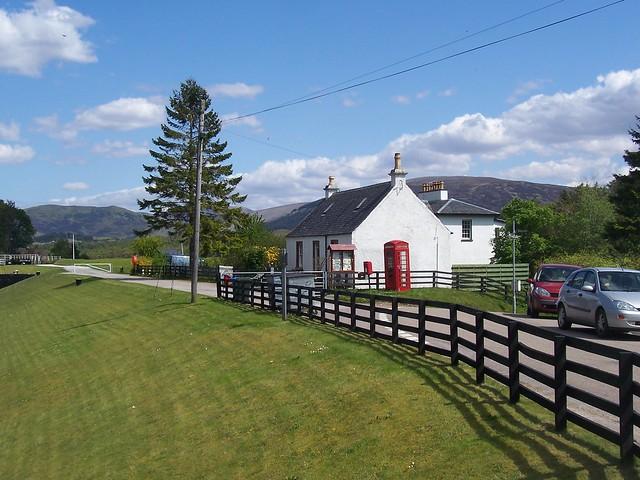 Gairlochy, near Fort William, 14th May 2009