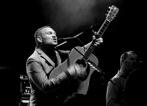 David Gray @ Merriweather 8.15.10 | by Matthew Straubmuller