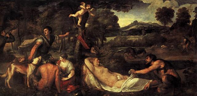 +1537 Zeus y Antíope