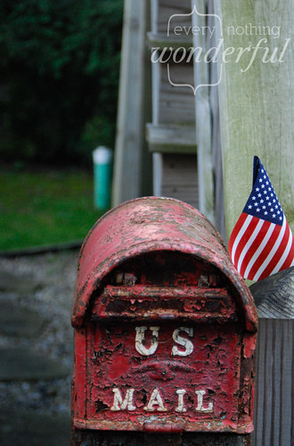 MailboxOld | by {every}nothing wonderful