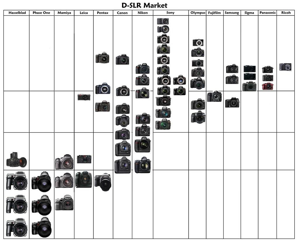 D-SLR Market: Version Three