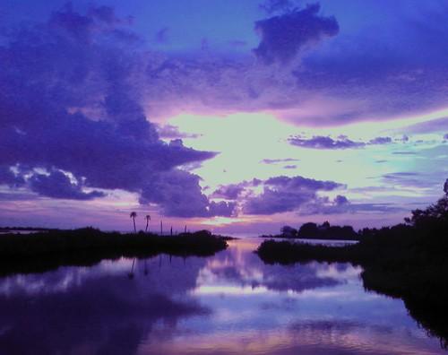 sunset sky color gulfofmexico clouds florida aripeka
