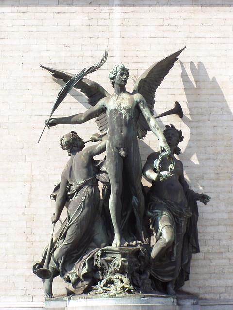 La Glorification de l'Art - Musée royal d'Art ancien (Musées royaux des Beaux-arts de Belgique), Bruxelles