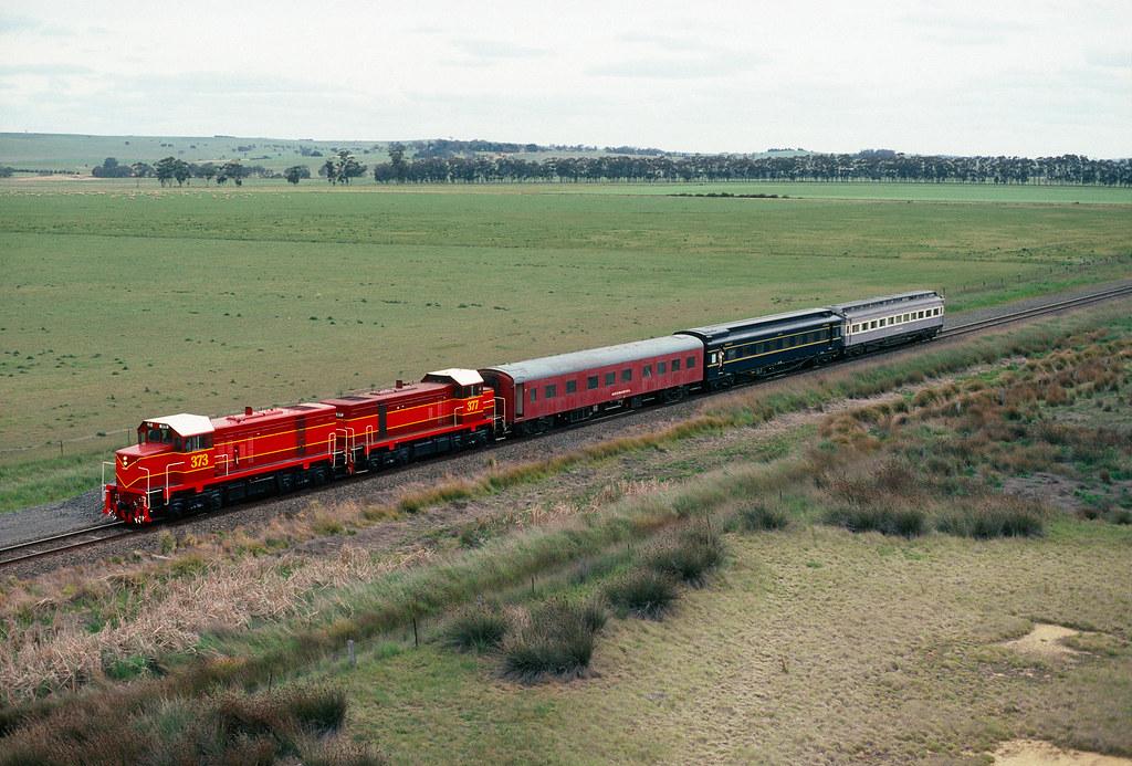 373-377 near Jackson's Loop by Rail Tourist Association