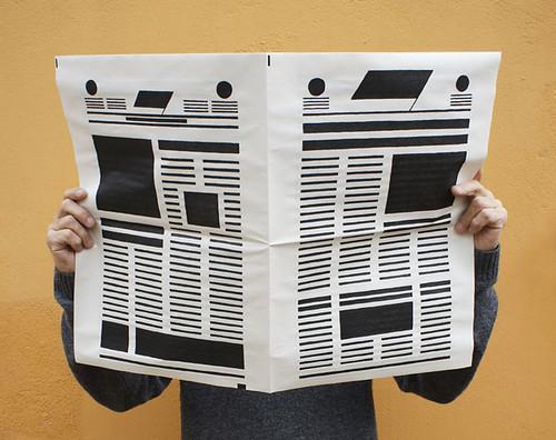 Nada News by Pepe Medina | by Newspaper Club