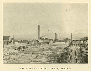 East Helena Smelter, Helena, Montana | by Butte-Silver Bow Public Library