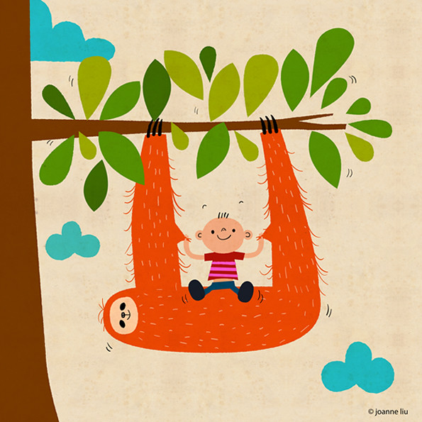 sloth swing