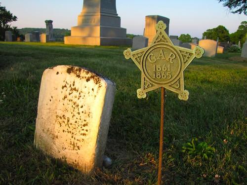 ohio cemetery grave canon is headstone powershot mount civilwar knox gravestone vernon sx10