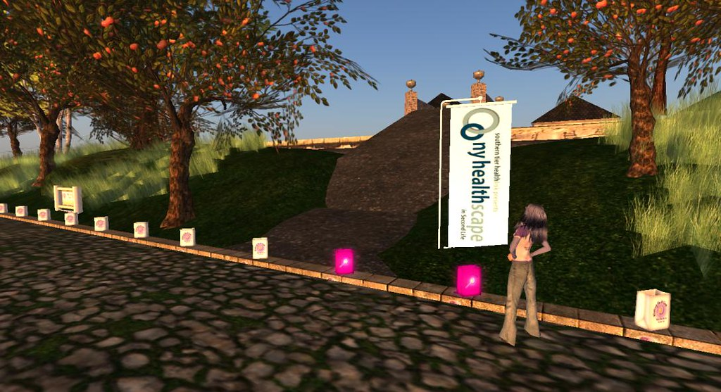 Relay For Life - Second Life | Hard work is a big part of ...