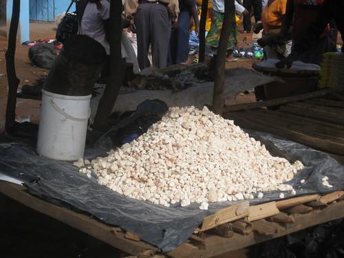 Chimoio market - baobab fruit pulp | by tonrulkens