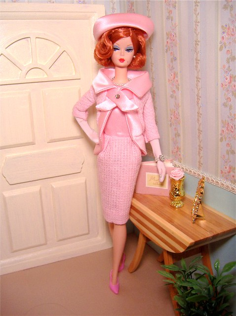 Suzie in Fashion Luncheon #1