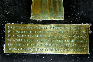 Mrs Anne Bedingfield