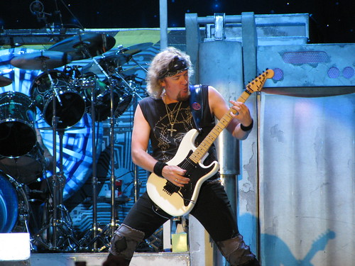Iron Maiden @ Bluesfest | by ceedub13