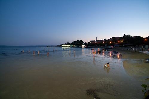 beach in Split | by annaspies