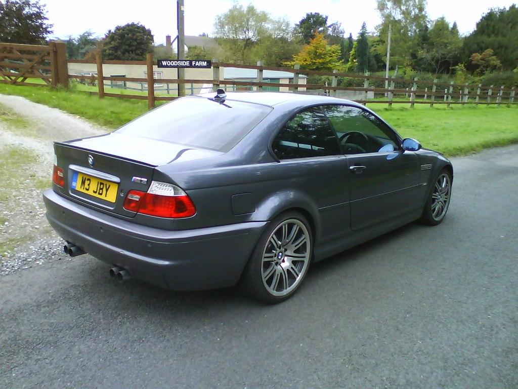 Bmw E46 M3 Grey Cars Bmw