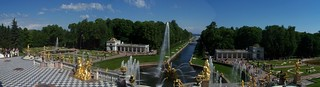 Peterhof Panorama | by petahopkins