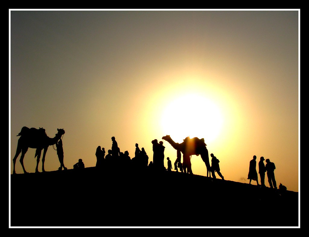 An evening with friends...[Explored] by Manoj Kengudelu