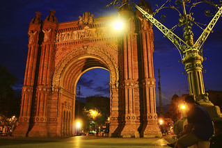 Arc de Triomf, 2 | by mazlov