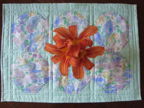 placemats made using sarah's pattern