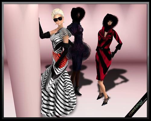 *ES* Couture Trio N3 | by Essential Soul Studio