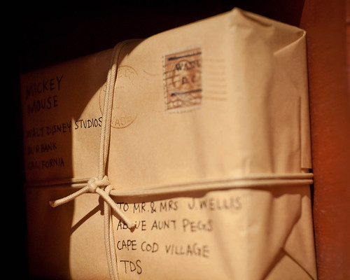 Brown Paper Package Tied Up With String | by Peter E. Lee