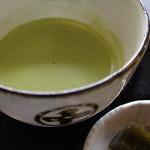 薄茶『祥の昔』