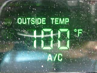 image of hot temperature