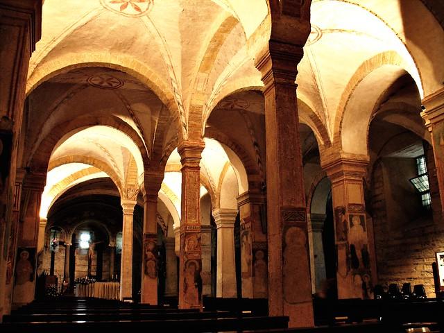 Verona: chiesa di San Fermo