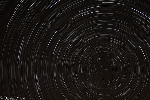 Startrails | by Daniel Mihai