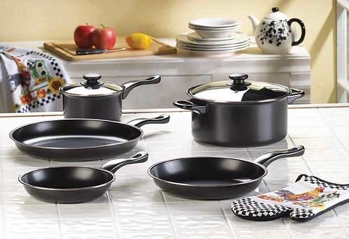 12130 Graphite Nonstick Cookware