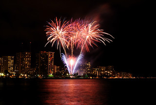 Friday Night Hilton Fireworks | by jdnx