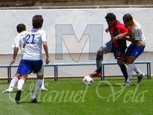 DSC00202 Ricardo Henaine presentó al Cuerpo Técnico del Puebla FC por LAE Manuel Vela