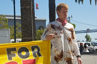 Make Big Oil Pay march to Chevron, EPA & BP 64
