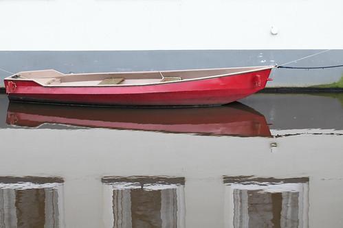 Boat   by A. v. Z.
