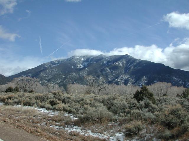 Taos,New Mexico 12-2010  :  DSCN7003