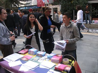 World AIDS Day City Center Action | by HIV Young Leaders Fund
