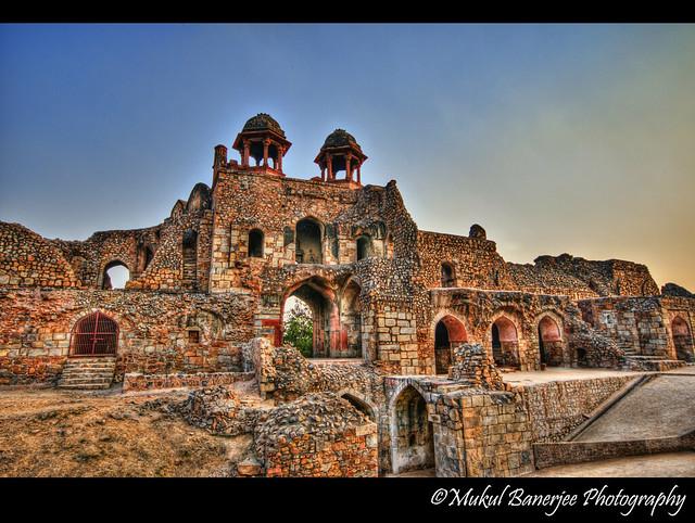 Humayun Darwaza, Purana Qila, New Delhi