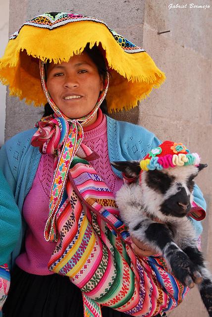 Color indigena - Cusco