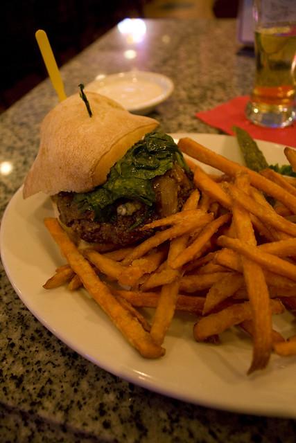@ burger bar