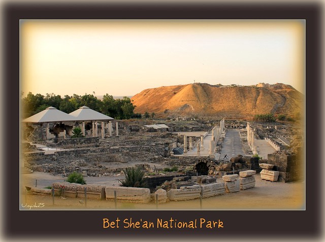 Bet She'an National Park